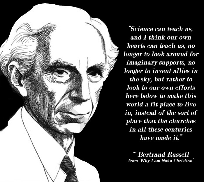 Bertrand Russell Quote Belief 1 Picture Quote #1