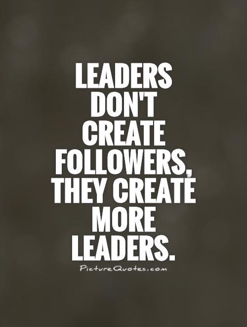 ازاي تكون Team leader
