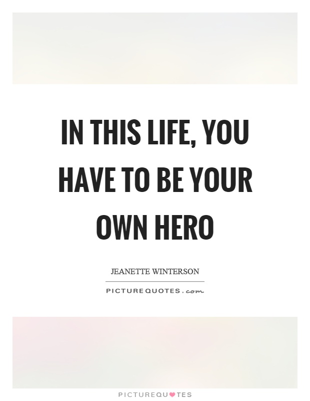 Your Own Hero