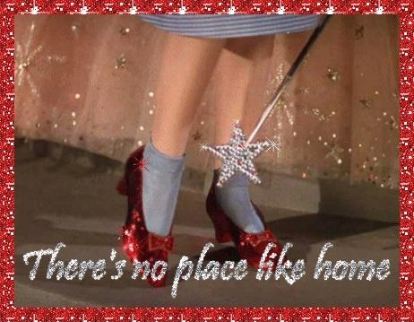 Theres No Place Like Home Quote 52458