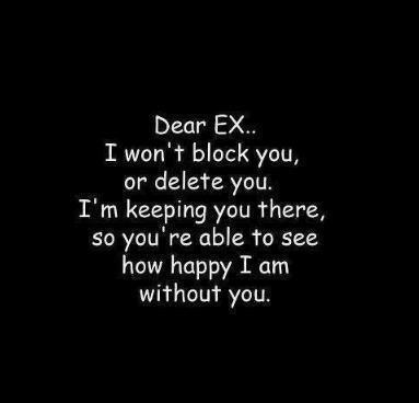 Romantic Quote For Ex Girlfriend