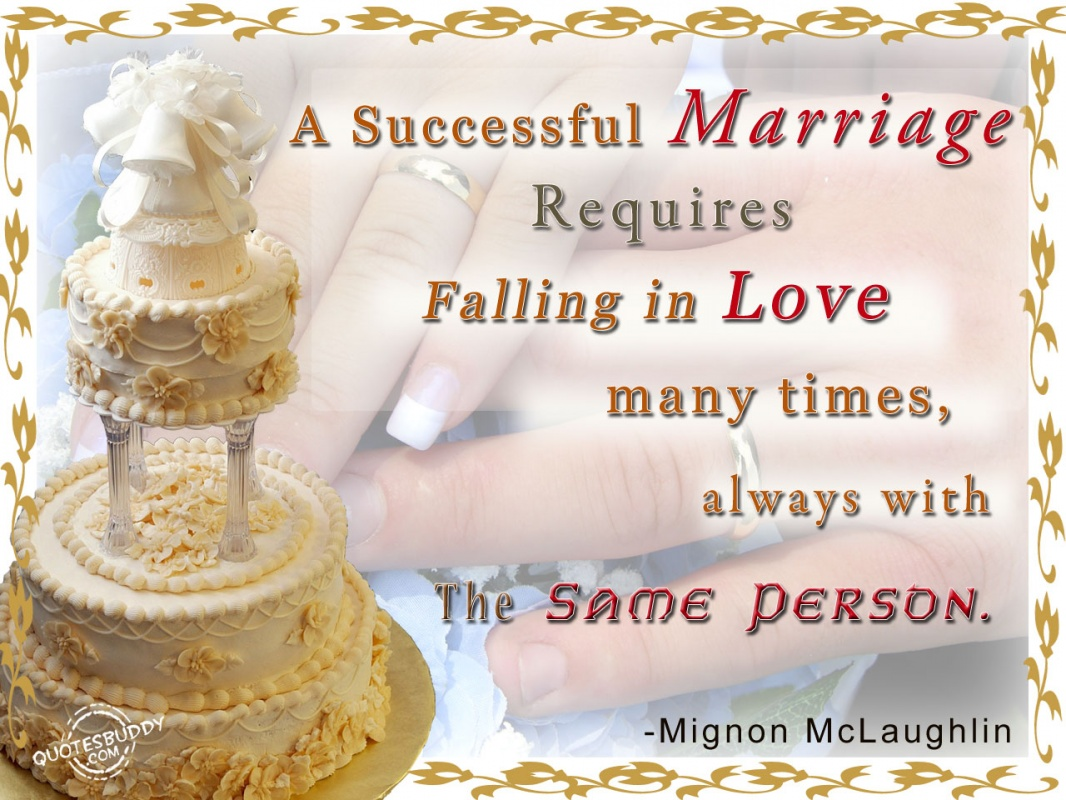 wedding quote picture quote 1 - Funny Wedding Wishes And Quotes