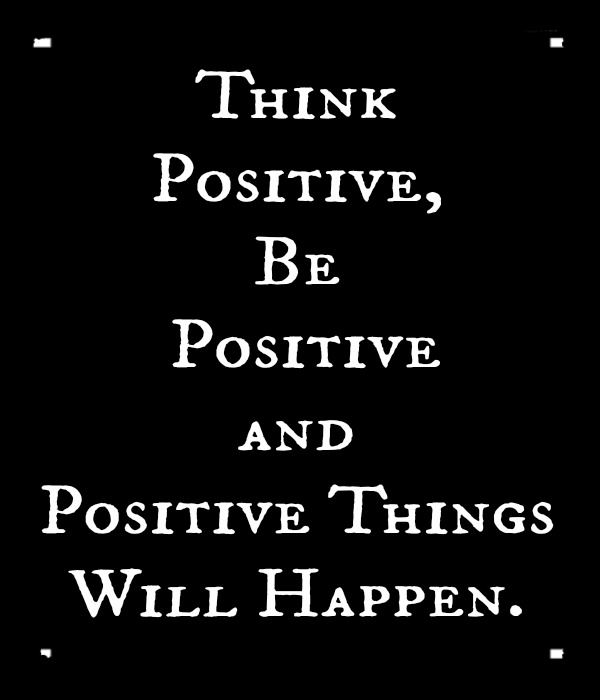 Positive Thinking Quotes Of The Day 2 Picture Quotes