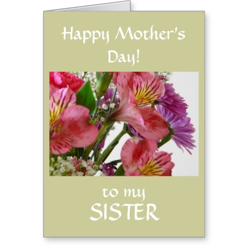 Happy Mothers Day Sister Quotes Happy Mothers Day Sister Quote | Quote Number 558507 | Picture Quotes Happy Mothers Day Sister Quotes