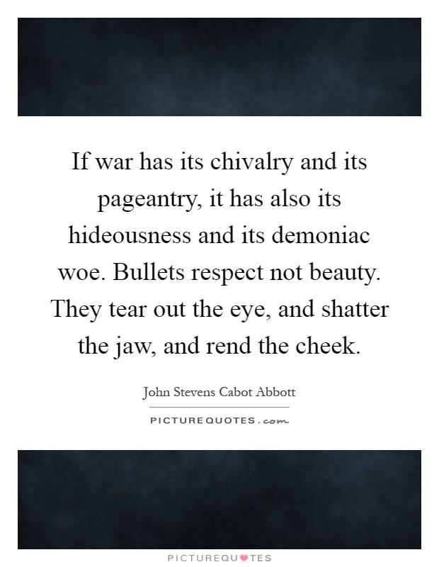 John Stevens Cabot Abbott Quotes & Sayings (3 Quotations)