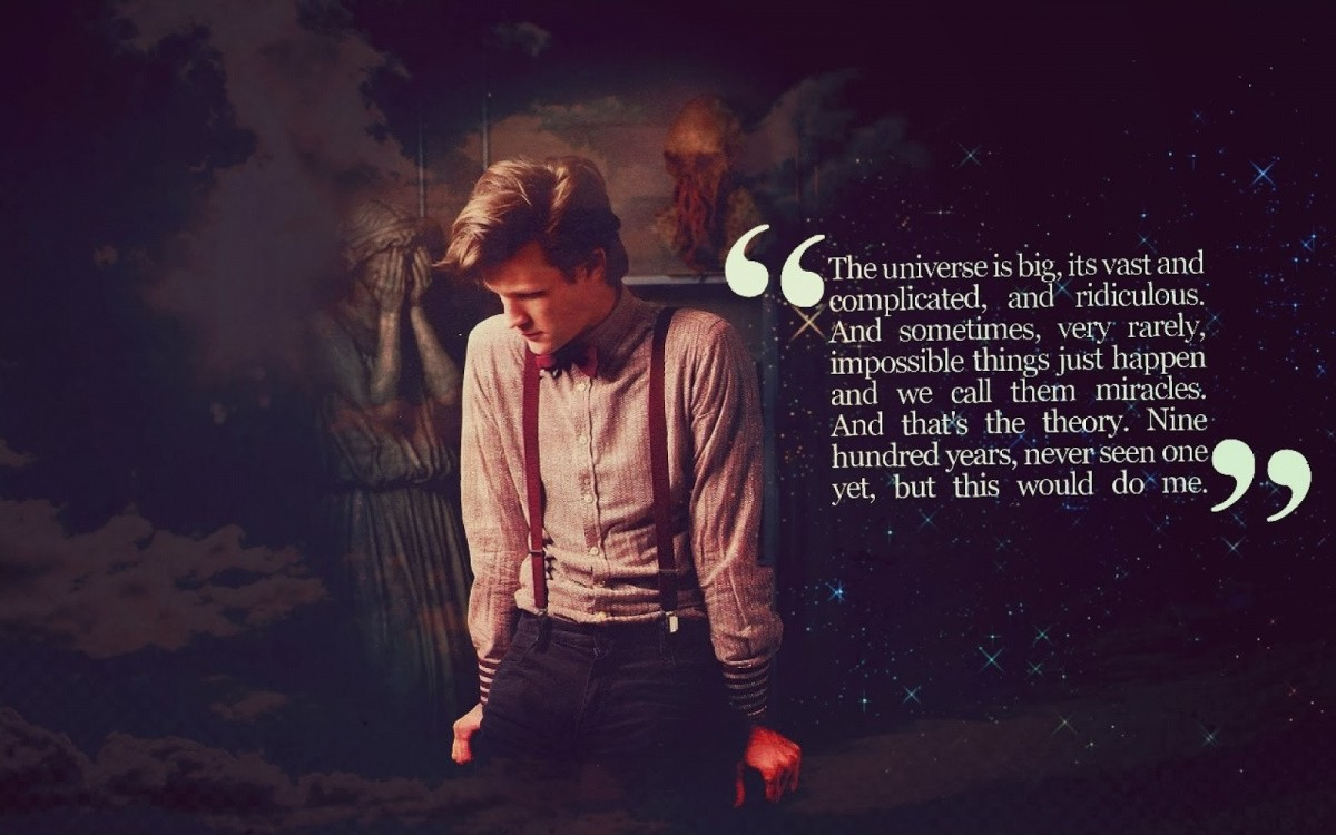 Top Doctor Who Quote | Quote Number 578914 | Picture Quotes