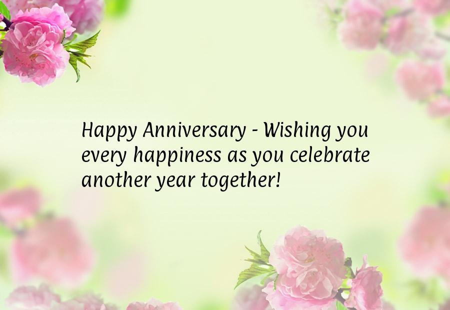 Wedding Anniversary Quote For Friends 1 Picture