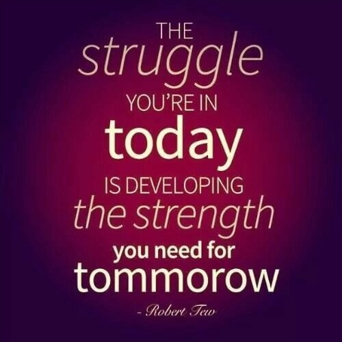 Struggle Quote | Quote Number 593414 | Picture Quotes