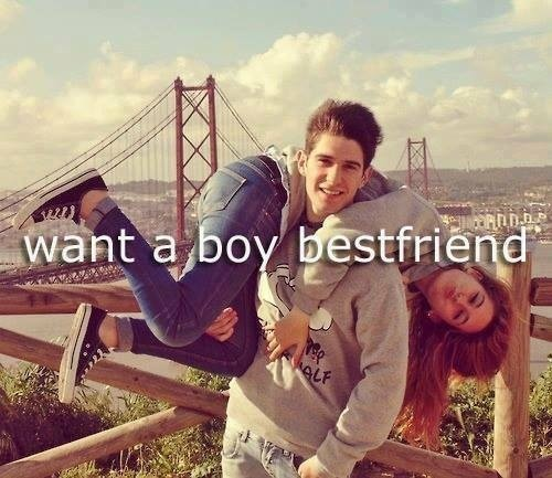 I Want A Boy Best Friend Quote Quote Number 615387 Picture Quotes