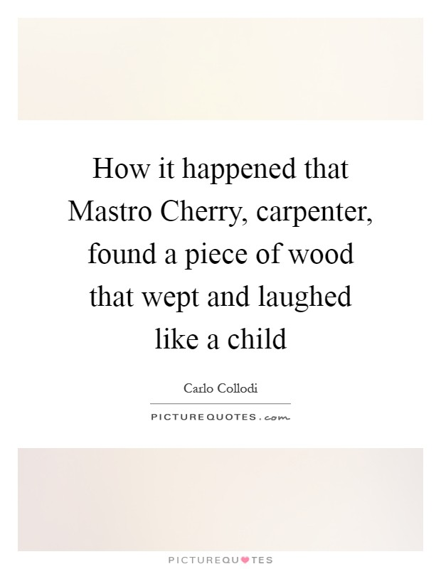 Lyric pinocchio lyrics : Carlo Collodi Quotes & Sayings (18 Quotations)