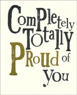 I Am So Proud Of You Quote 2 Picture Quote #1