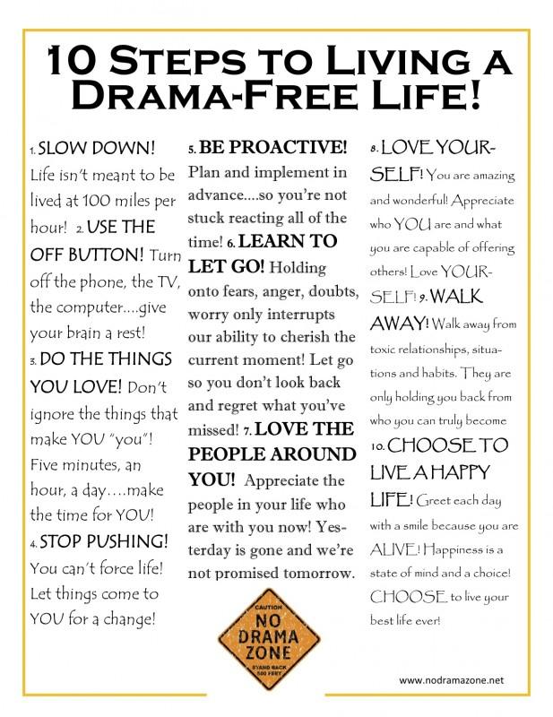 Drama Free Quotes Drama Free Quote | Quote Number 687545 | Picture Quotes Drama Free Quotes