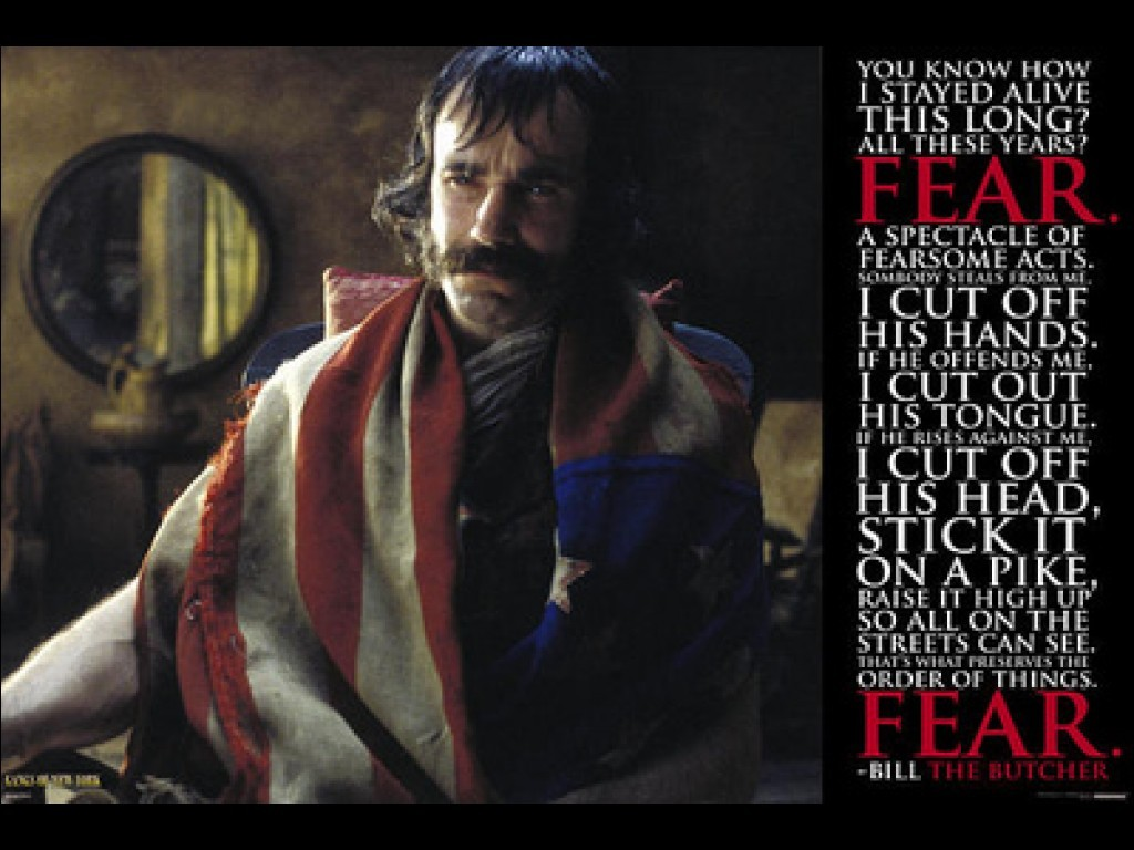 Gangs Of New York Quote Quote Number 687878 Picture Quotes