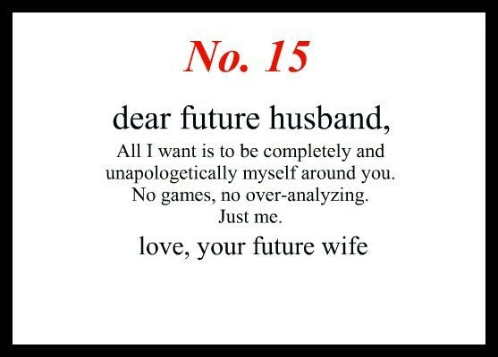 dear future husband letters future husband quotes amp sayings future husband picture 50959