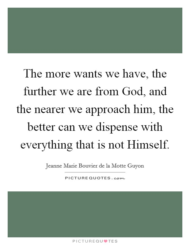 Jeanne Marie Bouvier De La Motte Guyon Quotes & Sayings (2 Quotations)