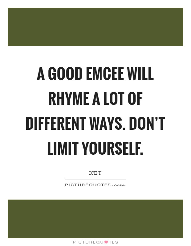 Image result for emcee quotes