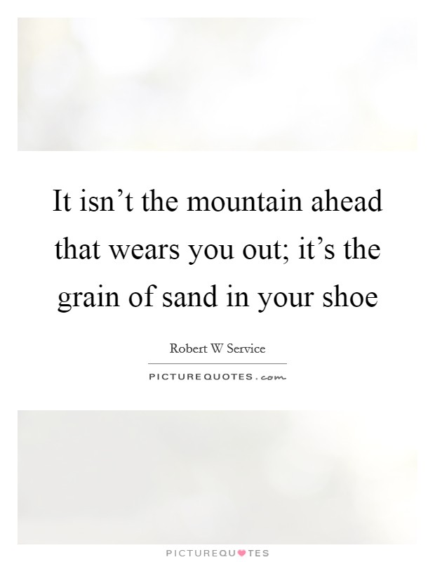 Grain Of Sand Quotes & Sayings | Grain Of Sand Picture Quotes
